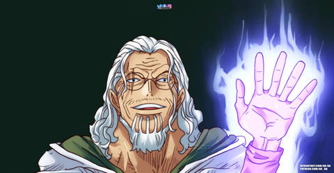 One Piece: Silvers Rayleigh