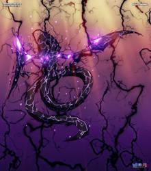 The Black Dragon Spirit