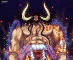 Commission 2018: One Piece Kaido