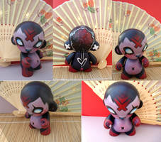 Moko The Mini Munny by nedashi
