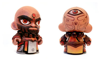 Diablo III Monk Custom