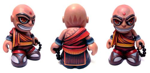 Monk Mascot