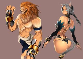 Beast by kazakami