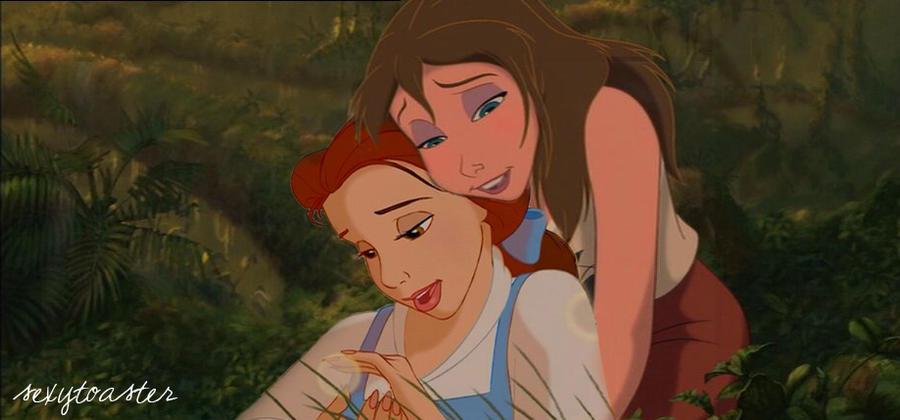 Jane x Belle