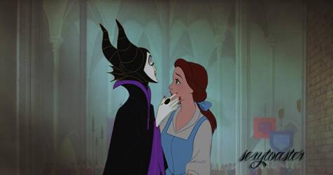 Maleficent x Belle