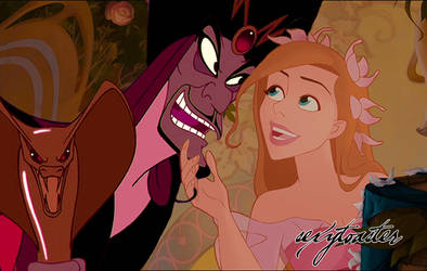 Jafar x Giselle