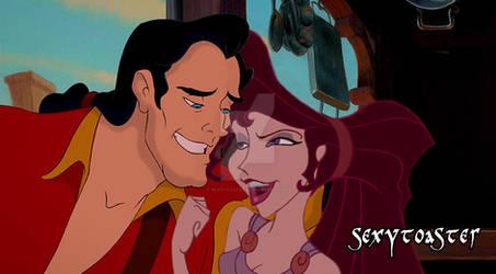 Gaston x Meg