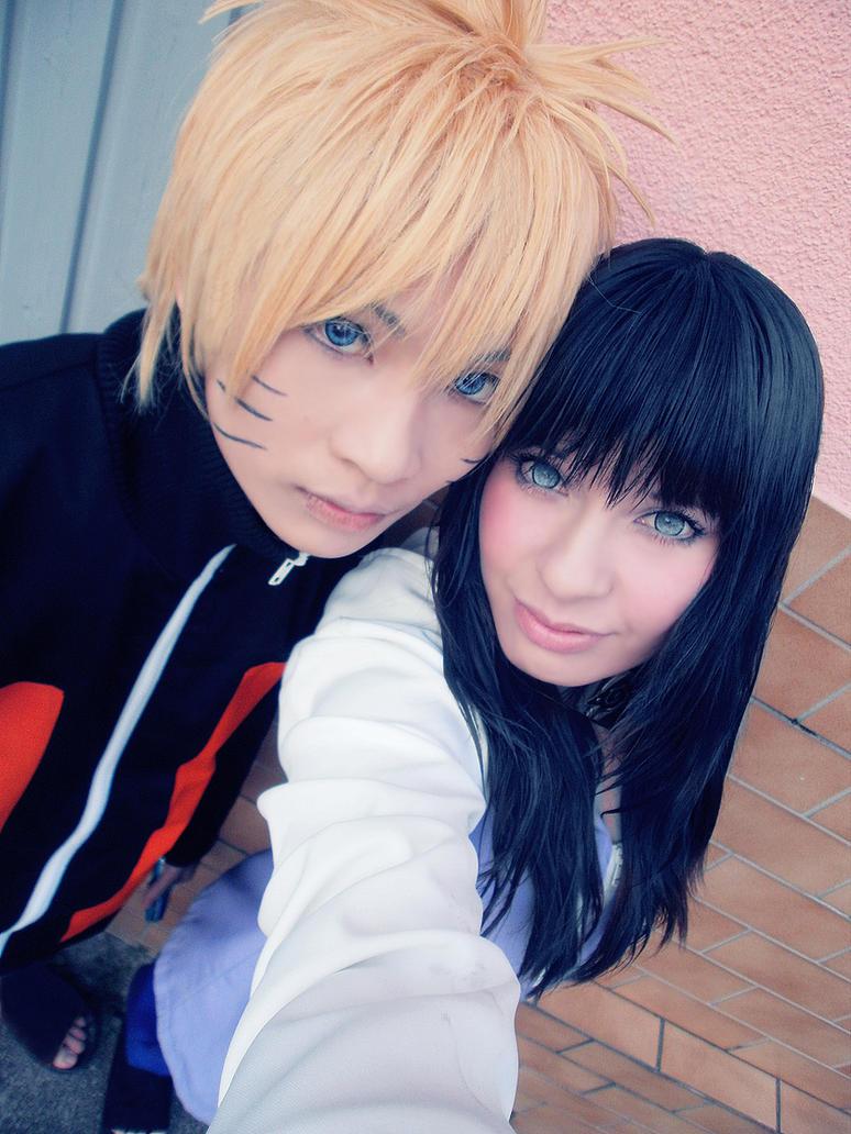Resultado de imagen para Naruto and Hinata Cosplay