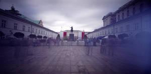 Warszawa by satanowski
