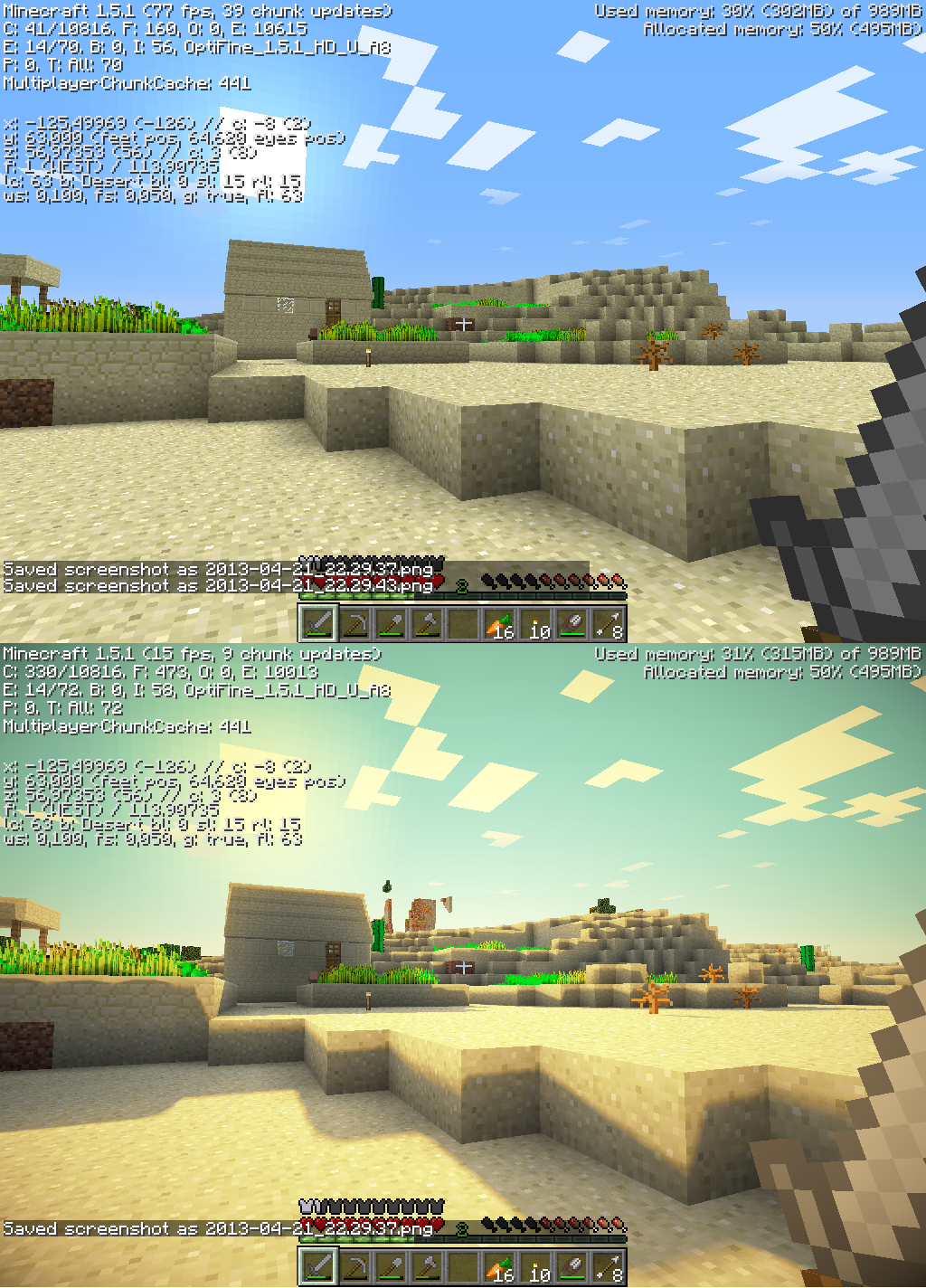 minecraft forums how to add shaders