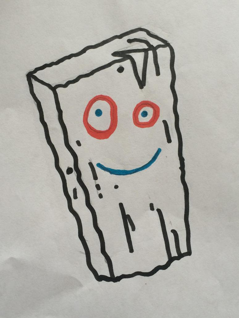 Plank Ed Edd N Eddy By Okami Rose