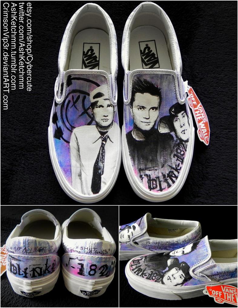 Blink  Vans Shoes