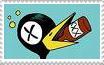 Maakies-DCS Stamp by kiwiisweet