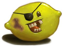 Scurvy Lemon