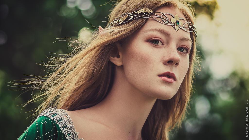 Elfin Lady by livingloudphoto