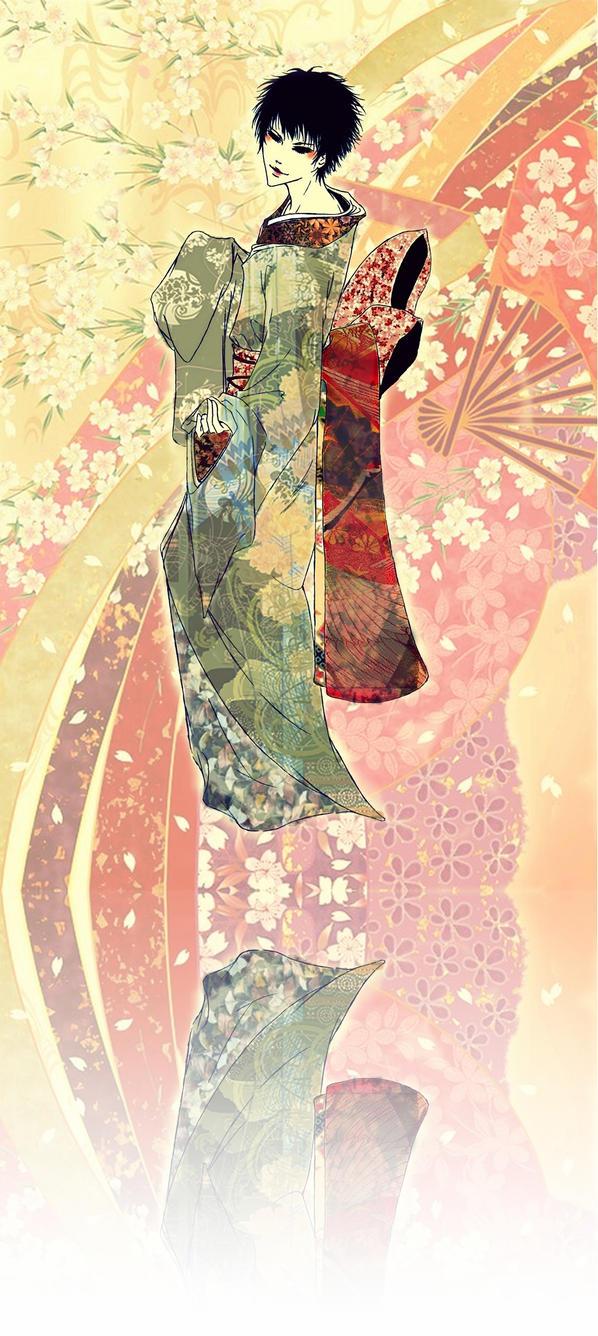 18 per Kabuki style by 13Ro