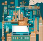 City of world