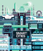 Futuristic City by Yellowcardas