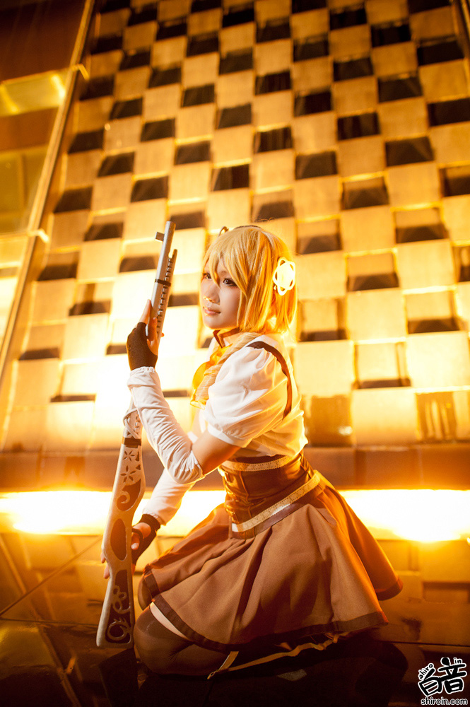 Mami Tomoe by vicissiJuice