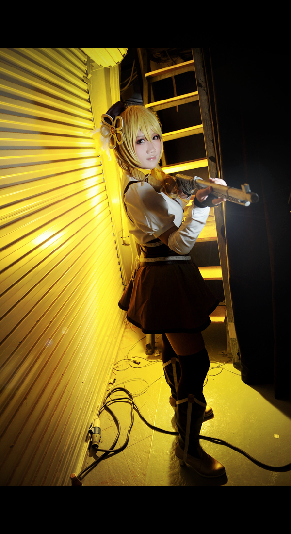 Cosfest X.1 - Mami by vicissiJuice