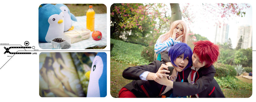 Mawaru Penguindrum_Picnic by vicissiJuice