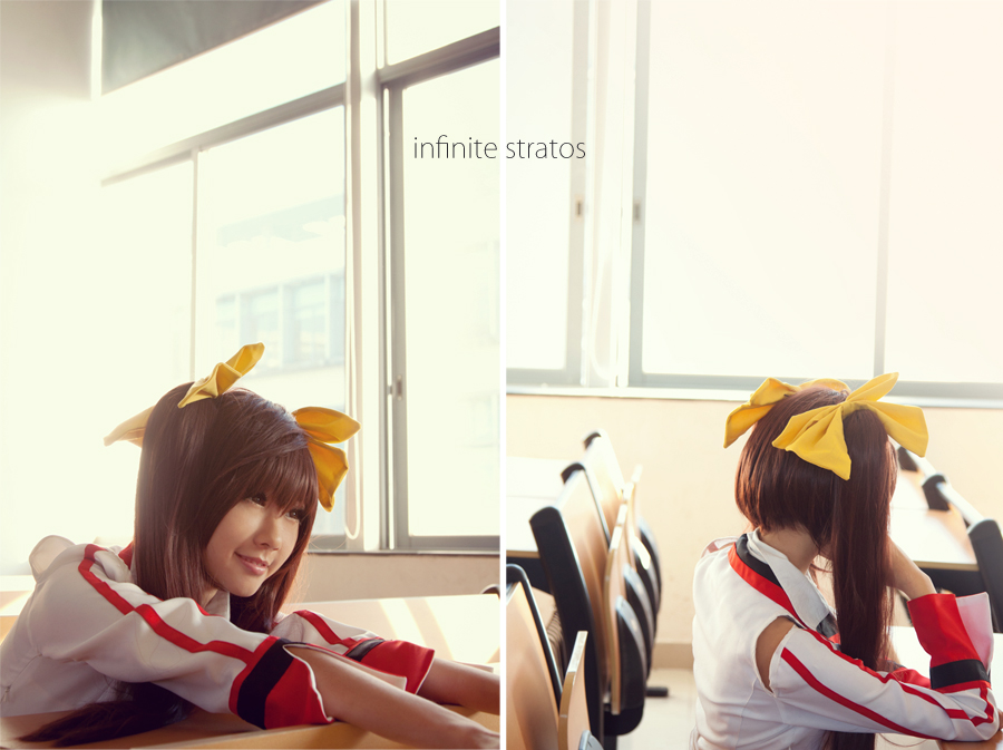 Infinite Stratos_Linyin by vicissiJuice