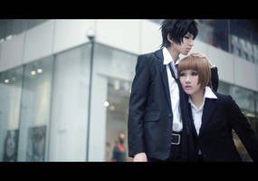 PSYCHO-PASS 04 by vicissiJuice