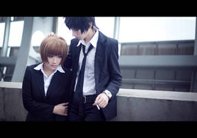 PSYCHO-PASS 05 by vicissiJuice