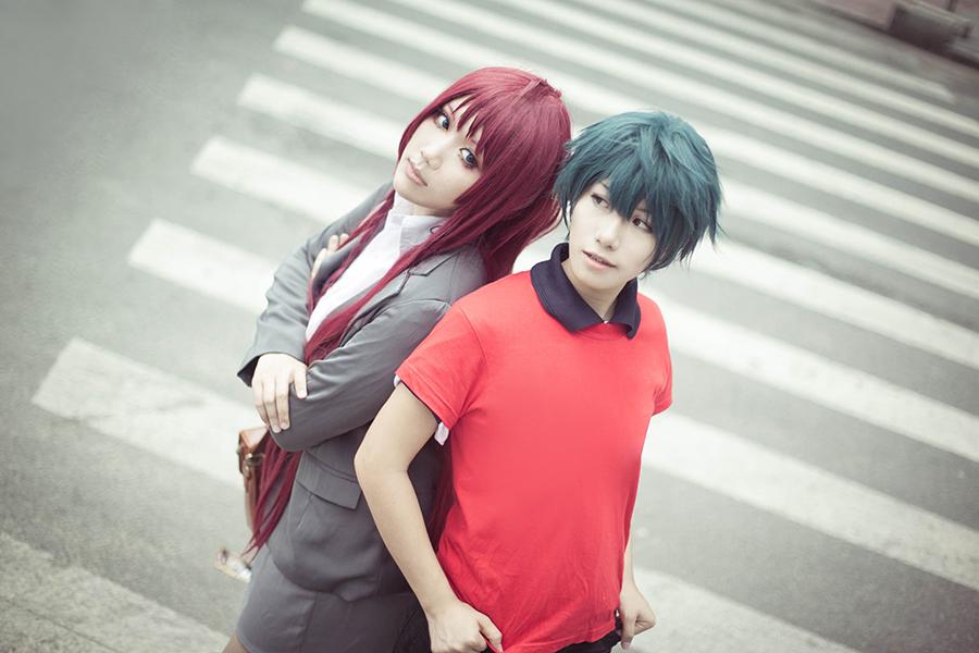Hataraku Maou-sama! 03 by vicissiJuice