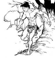 Tarzan by aminamat