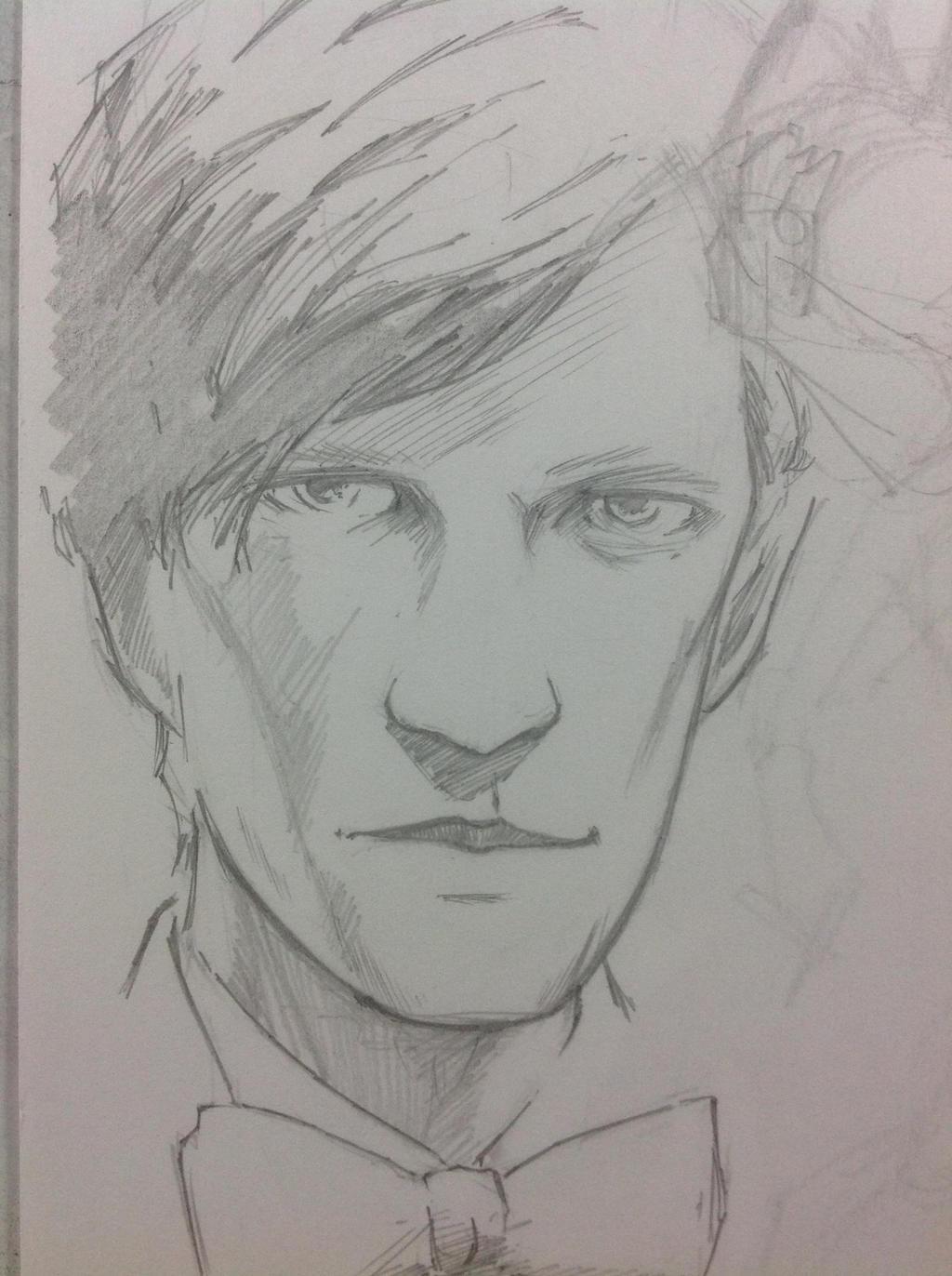Doctor Who - Matt Smith by aminamat