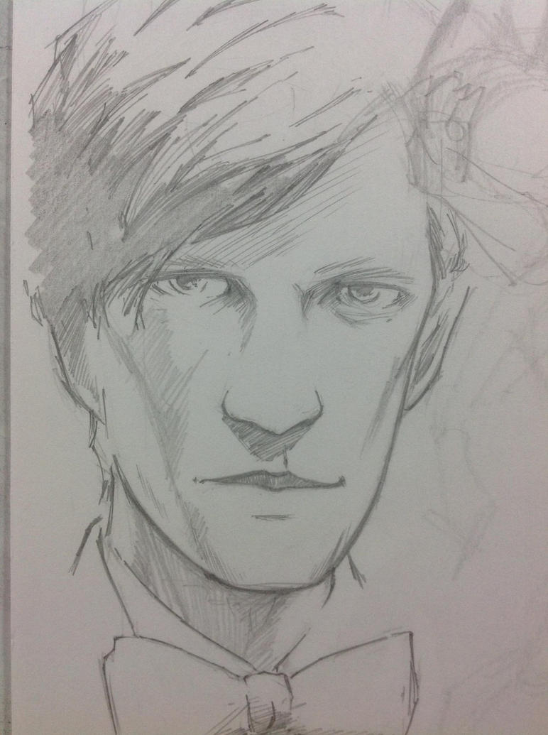 Doctor Who - Matt Smith by aminamat