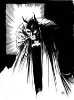 Batman Day Sketch by aminamat