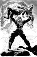 Richard Knight Illustration 3 by aminamat