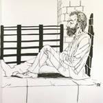 Homeless Man. San Francisco by aminamat