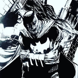 Batman. Of course. by aminamat