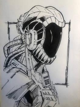 Space suit concept