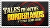 Tales From The Borderlands [Stamp] by WolvorineCed