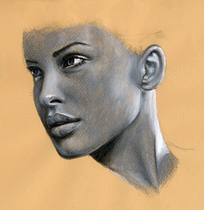 Russian Girl by pixeleiderdown