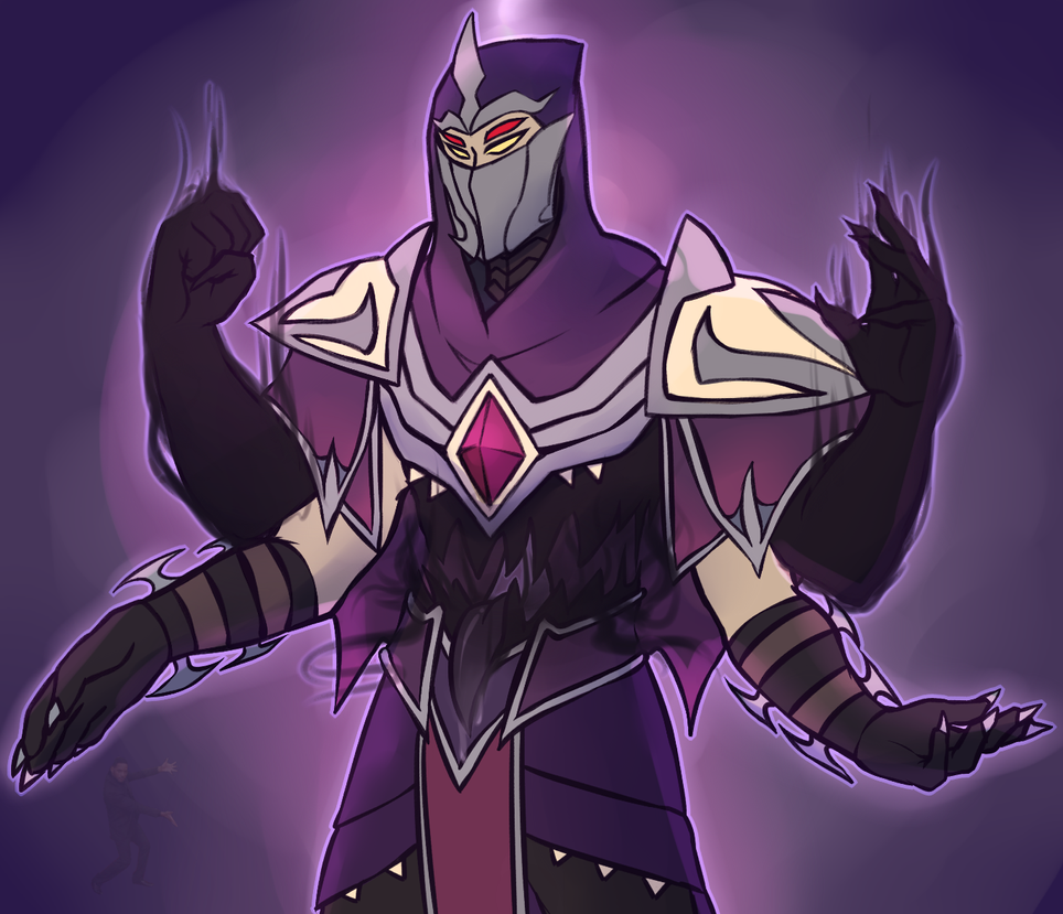 shenying shen x zed fusion by galactictitty on deviantart