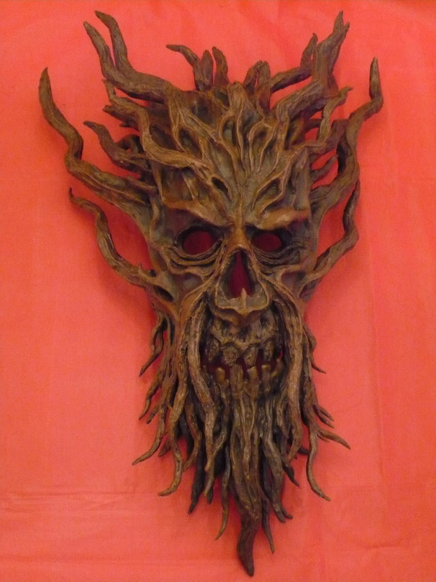 The Mask of the Dark Druid