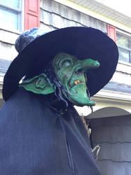 Wylda the Witch by SylvanSmith