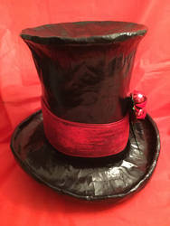 Holiday Tophat (front view)