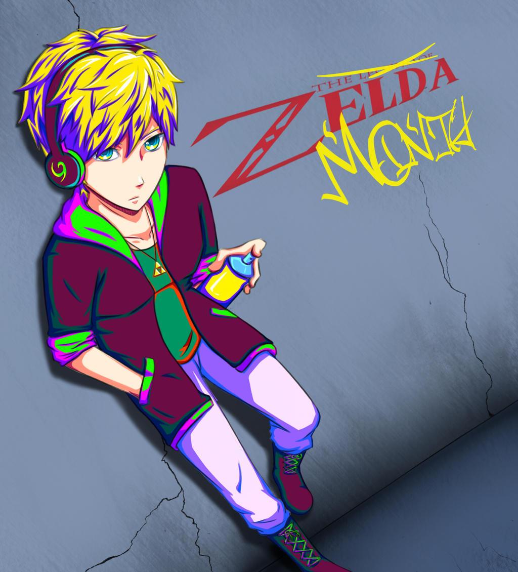Zelda Month 2015 by Krustalos