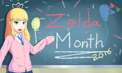 Zelda Month 2016 by Krustalos