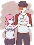 Dum-Dum Matching Shirts