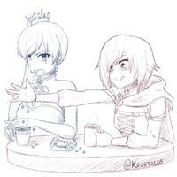 Hot Chocolate by Krustalos