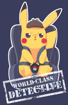 World-Class Detective