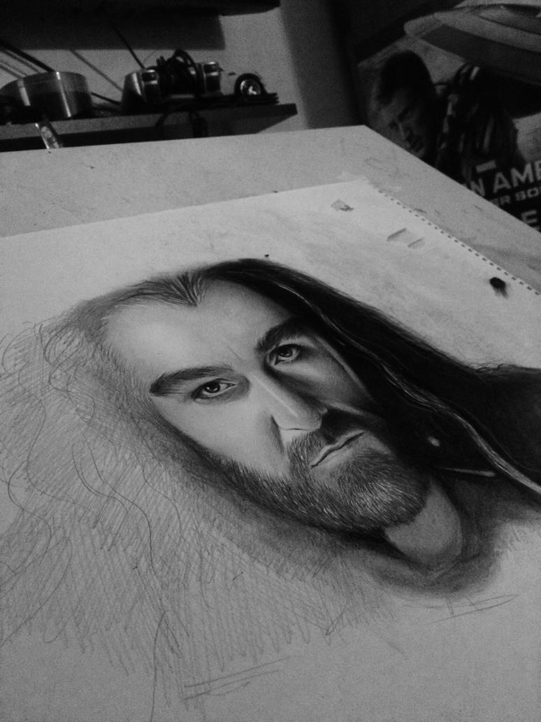 Thorin |  Work in Progress by HarryMichael