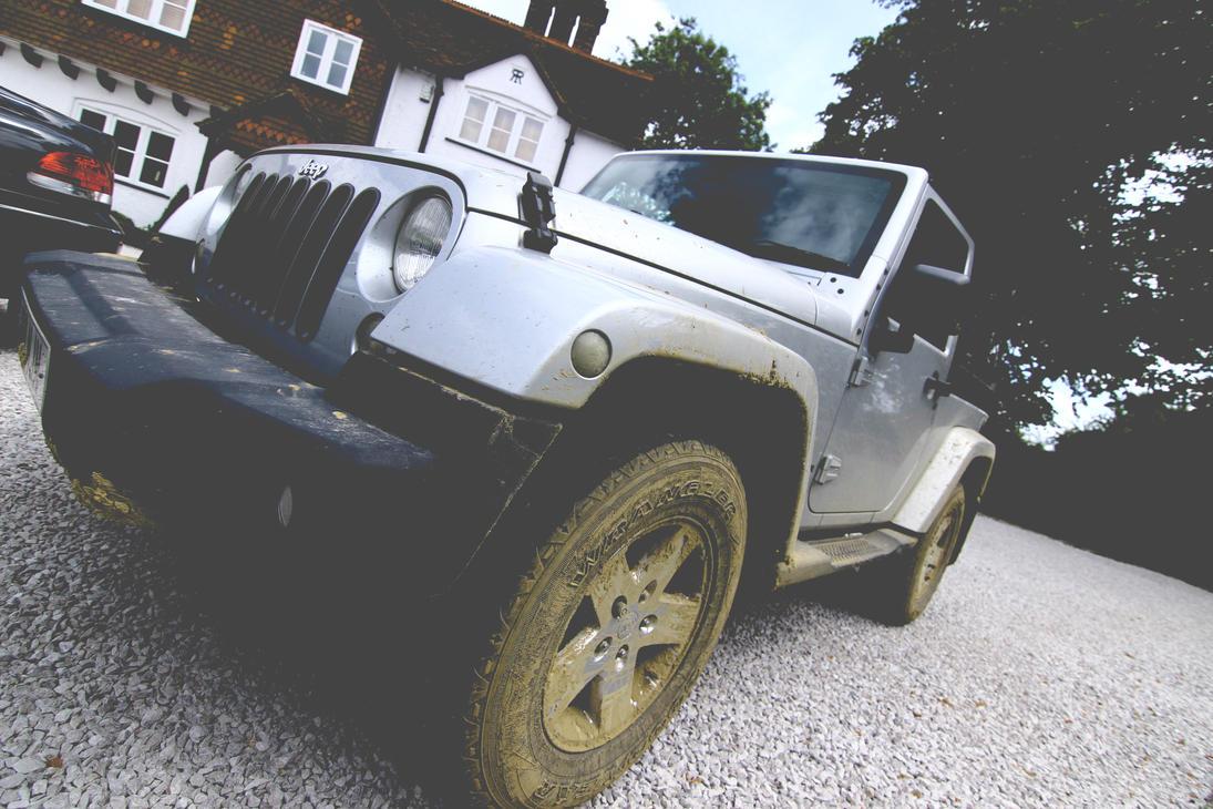 Jeep Wrangler by HarryMichael